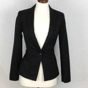 Ted Baker Black Core Suit Blazer